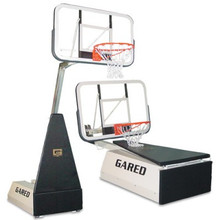 Gared Sports Micro-Z Portable Basketball Backstop
