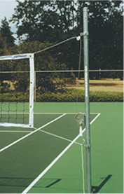 Stackhouse VODSVS Outdoor Steel Volleyball System