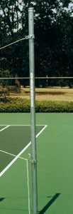 Stackhouse VODE Outdoor Steel Volleyball End Standard w/o Winch