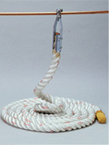 Stackhouse RCD15 Dacron Climbing Rope - 15'