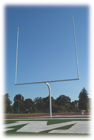 Stackhouse FGOAL-30 30' Aluminum Uprights for Goal Posts