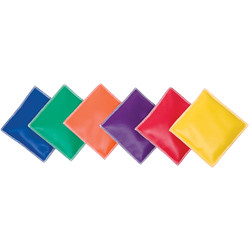 "GameCraft 5"" Prism Pack Bean Bags - Set of 12"