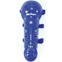MacGregor B62 Baseball Catcher's Single Knee Jr. Leg Guard
