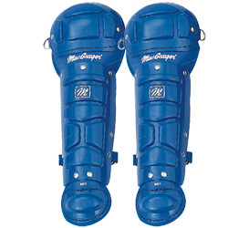 MacGregor B65 Baseball Catcher's Youth Series Leg Guard