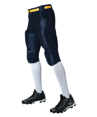 Alleson Athletic 641B Youth Game Football Pant