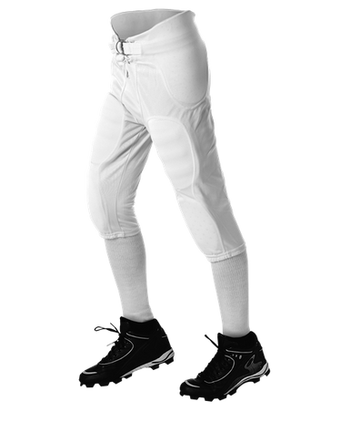 """Alleson Athletic 687PY Youth """"Solo"""" Series Integrated Pant"""