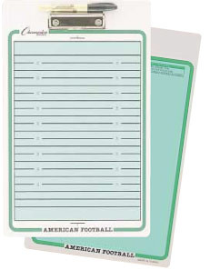 Champion Sports Coaches Board Football