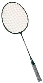 Champion Sports BR75 Wide Body Badminton Racket