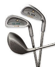 Junior Golf Clubs Metal Woods 1 & 3, Left Hand
