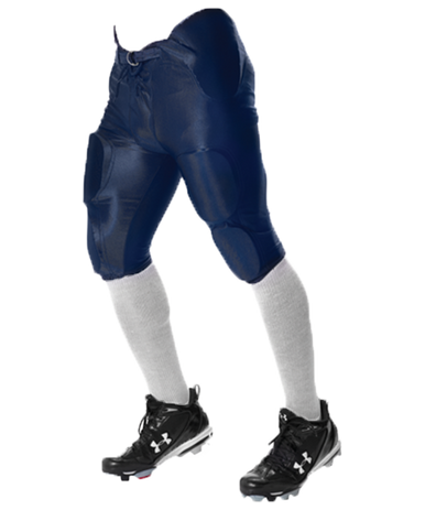 "Youth ""Solo"" Series Integrated Football Pant - Dazzle"