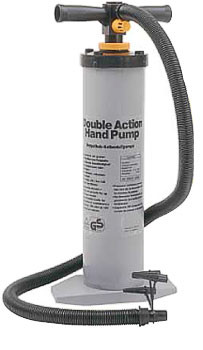 Champion Sports P50 Double Action High Volume Hand Pump