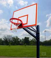 Gared Endurance Outdoor Playgound Basketball Goal - GP105S60