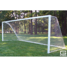 All-Star I Touchline Portable Soccer Goal 8' x 24' Square Frame SG10824 (Pair)