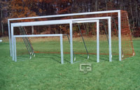 All-Star Recrea onal Touchline™ Soccer Goal, 8' X 24', Portable (Pair)