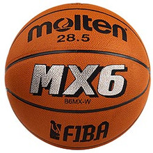 Molten USA Intermediate Size Synthetic Leather Basketball