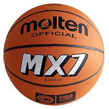 Molten USA Official Size Synthetic Leather Basketball