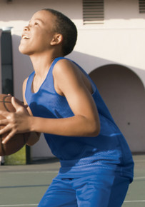 Sport-Tek Reversible Mesh Youth Basketball Uniform - YT500