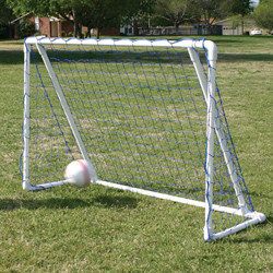 Funnets 4'H x 6'L Portable Soccer Goal (Single)