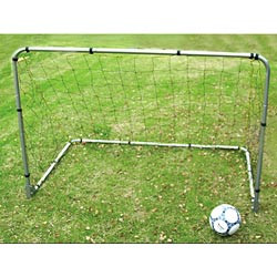 Lil' Shooter Indoor-Outdoor Portable Soccer Goal 5' x 10'
