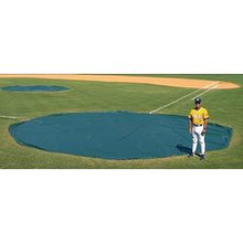 Wind Weighted 26' D 111 lbs Baseball Tarp