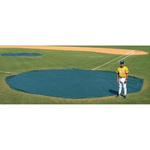 Wind Weighted 30' D 126 lbs Baseball Tarp