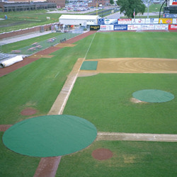 Ultra-Lite 20' Circular Pitcher's Mound Field Cover