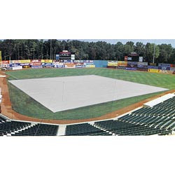 Entire Field 120' x 120' Softball Field Cover