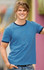 District Threads® Men's Pigment-Dyed Ringer T-Shirt
