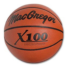 MacGregor X-100 Indoor Basketball Womens Official Size