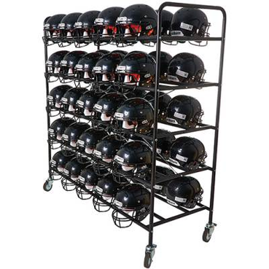 Athletic Connection Football Helmet Cart