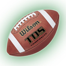 Wilson TDS Composite Football Official Size