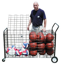 Athletic Connection Double-Sided Ball Locker
