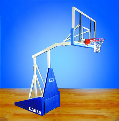 Gared Sports 9305 Hoopmaster LT Portable Basketball System