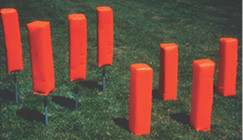 Stackhouse FCPW Weighted Football Pylons