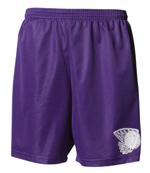 A4 6-inch Youth Micro Mesh Basketball Shorts