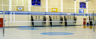 Gared Sports 7200 Collegiate Volleyball Net System