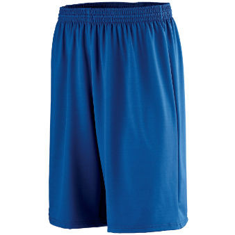 Augusta Sportswear Youth Longer Length Poly/Spandex Short