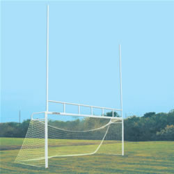 Gared Combination Soccer/Football Goal, FGP200 (Pair)