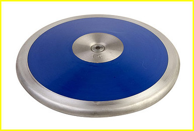 Champion Sports 2 Kilo Lo Spin Competition ABS Plastic Discus