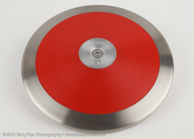 Stackhouse TCDRD2 Cantabrian Red Intl. Lo-Spin 2K College Discus