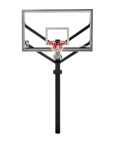 "Spalding Arena View Backstop 886724FS 72"" Acrylic (Fixed)"