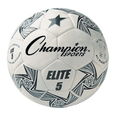 Champion Sports Elite Soccer Ball