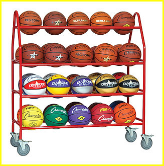 Champion Pro Ball Cart, BRCPRO