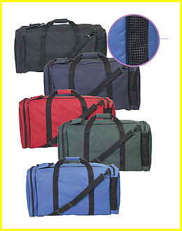 Champion Deluxe All Sport Personal Equipment Bag, CB45
