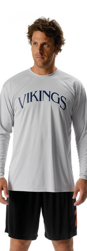 A4 Adult Cooling Performance Long Sleeve Crew