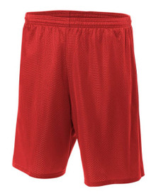 "A4 Adult 11"" Utility Mesh Shorts"