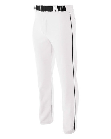 A4 Adult Pro Style Open Bottom Baggy Cut Baseball Pant
