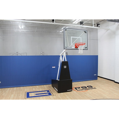 Gared Hoopmaster R54 Portable Basketball System