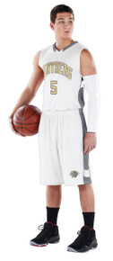 Youth Team Basketball Uniform Package with Graphics 2