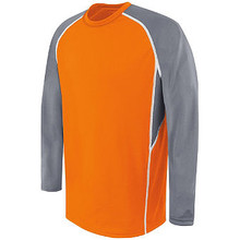 High 5 Sportswear Adult Long Sleeve Warm-Up Jersey